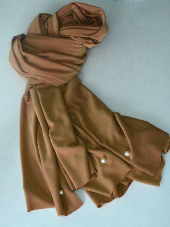 Pearl lycra scarf